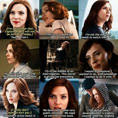 I'll miss you agent Romanoff ma'am Marvel Avengers, Marvel E Dc, Marvel Women, Marvel Heroes, Marvel Characters, Marvel Movies, Marvel Quotes, Funny Marvel Memes, Dc Memes