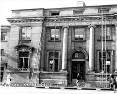 Flash from the Past: Old Waterloo bank has long had two names
