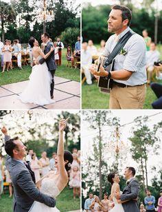 Southern Garden Bow Tie Wedding: Laurie + Everett | Green Wedding Shoes Wedding Blog | Wedding Trends for Stylish + Creative Brides