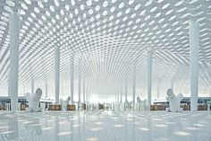 Traveling is all the better when you leave from one of these high-design airports | archdigest.com