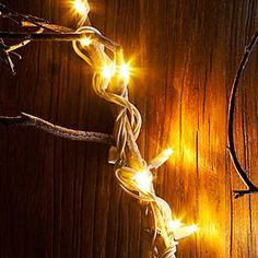 Energy-saving holiday lights: LED light string