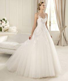 Vestido de Noiva Pronovias - Modelo Durban