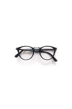 ペルソールの眼鏡
