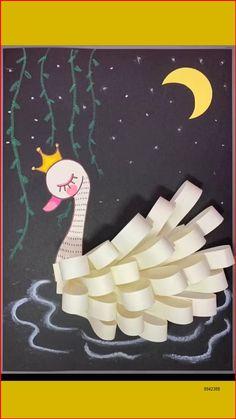 Paper Crafts Origami, Paper Crafts For Kids, Craft Activities For Kids, Preschool Crafts, Diy For Kids, Diy Paper, Paper Flowers Craft, Paper Art, Diy Crafts Hacks