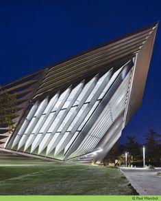 Eli  Edythe Broad Art Museum / Zaha Hadid Architects