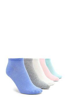 Ankle Socks - 5 Pack  $4.90