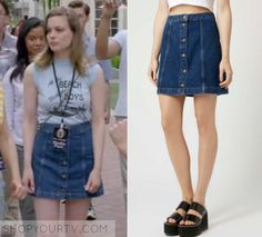 Love: Season 1 Episode 9 Mickey's Denim Skirt
