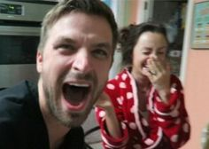 Man Surprises Wife With Pregnancy Announcement Before Even She Knows www.carbonated.tv