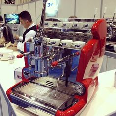 The History of Coffee Makers - Espresso Coffee Machine, Coffee Maker, Commercial Espresso Machine, Barista, Jazz Cafe, Dream Machine, Great Coffee, Cafe Bar, Bars For Home