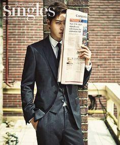 Extra Singles Shots Of Joo Won From The November 2015 Issue   Couch Kimchi