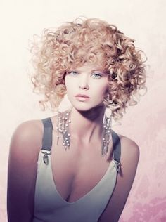 Hairstyles How To: Tips for Cutting Naturally Curly Hair! Via ProHairTools.com
