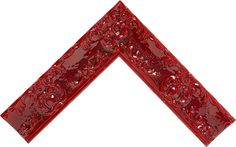 """Frame Width: 3.5""""Collection: Lavo Style(s): Contemporary Color: Red Frame #: 745046"""