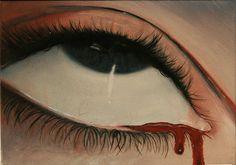 #amazing #art #blood #teror #hurt