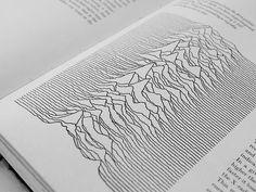 Data visual, Cambridge Encyclopedia of Astronomy. [via Processing Matter]