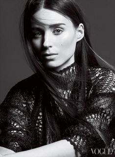 Rooney Mara's Vogue February 2013