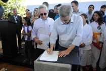 Escola Verde será reconstruída no Riacho Fundo I - http://noticiasembrasilia.com.br/noticias-distrito-federal-cidade-brasilia/2015/08/14/escola-verde-sera-reconstruida-no-riacho-fundo-i/