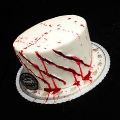 American Horror Story Birthday Cake Freddy krueger cake