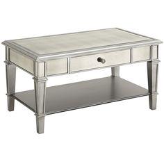 Hayworth Mirrored Furniture Collection On Pinterest