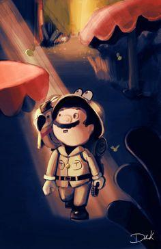 Super Mario Odyssey by spiffyduck-0.deviantart.com on @DeviantArt