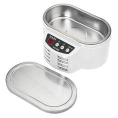 30W/50W 220V/110V Mini Ultrasonic Cleaner Machine Bath For Cleanning Jewelry Watch Glasses Circuit Board limpiador ultrasonico