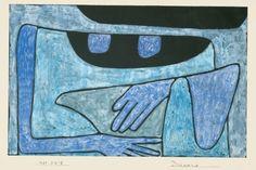 Daemonie von Paul Klee