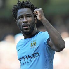 Manchester City's Wilfried Bony set for loan move to Stoke - source
