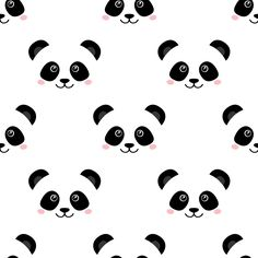 Wallpaper / behang Panda of Fabs World  #wallpaper #panda #walldecoration #babyroom #kidsdecor #kidsroom #decorationideas @behang #fabsworld #nursery  shop:www.fabsstore.com (shop worldwide)