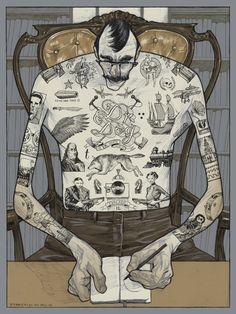 Dr. Dog by Rick Kelly