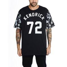 Camiseta-Nephew-Kendrick-Preto