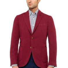Montedoro Single Breasted Blazer - Slowear