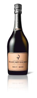 Payday Treat: Champagne Billecart-Salmon's NV Rosé
