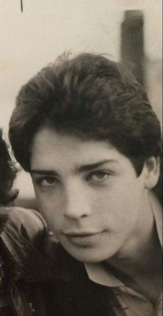 Chris Cornell age 18.  He would later front the band Audioslave and go on to a successful solo career, Repinned by Tiffany Says Hop Into My DeLorean (1)