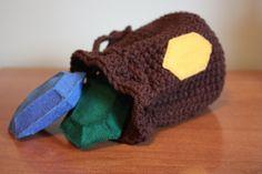 Rupee Wallet | Community Post: 10 Geektastic Legend Of Zelda Crafts Now On Etsy