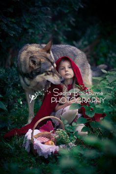hey there little red riding hood ~sacha blackburne