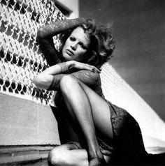 ..Kim Basinger by Helmut Newton..