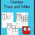 $Number Sense and Formation set 1-10. This set is great practice that will help your students' number sense (How can I make this number