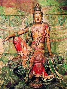 Kuan Yin   Goddess of Mercy and Compassion