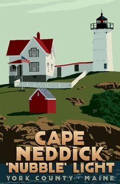 Cape Neddick 590 x 776