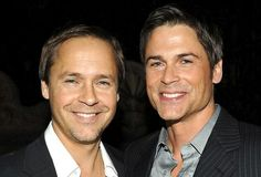 Brothers:  Chad and Rob Lowe