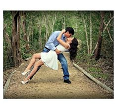 Such a cute couple picture! I'll have to do this for an engagement picture. Or just because