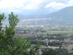 From a Distance. #Europe #Italy #Umbria #Assisi #European #Cities #Photography