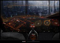 Mass Effect 3 UI GFX