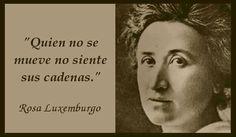 Rosa Luxemburgo (5 de marzo de 18711 –15 de enero de 1919) fue una teórica del socialismo de origen judío, nacida en la actual Polonia.