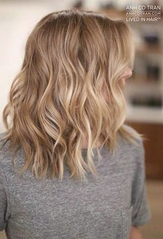 Mid Length Layered Hair