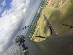 Vera and Thumper Lancaster Bomber, Air Fighter, Battle Of Britain, World War One, Small Island, Timeline Photos, Military Aircraft, Air Force, Aviation