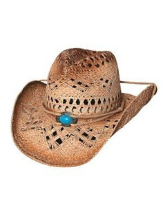Bullhide Lost in Love - Straw Cowgirl Hat