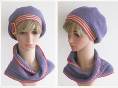 Elegant, Bunt, Knitted Hats, Knitting, Fashion, Scarf Crochet, Step By Step Instructions, Flower Crochet, Tutorials
