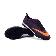 brand new a5f6f 99c0e Nike Mercurial - Nike Fodboldsko tilbud Mercurial Finale II TF Purpur  Orange Sort Herre
