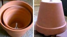 pots de fleurs chauffage
