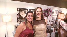 Com Maria Naldi no lançamento da Collezioni 2014 Naldi Mobili